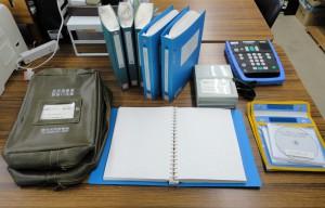 点字図書と録音図書